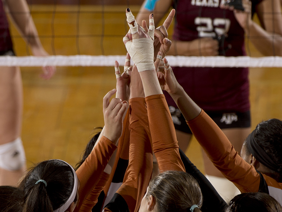 Texas Volleyball Camps
