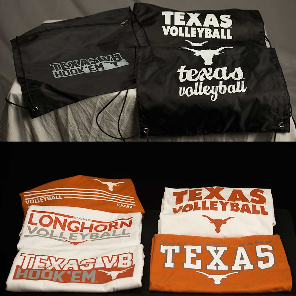 Products Texas Volleyball Camps